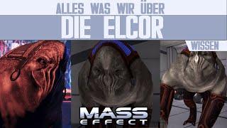 Alles was wir über die Elcor wissen - Mass Effect Lore - LoreCore
