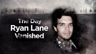 Crime Beat: The day Ryan Lane vanished | S2 E15