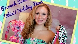 Primark Summer Bikini Haul ~ Bikini Beachwear Swimwear Holiday Haul ~ London Oxford Street store