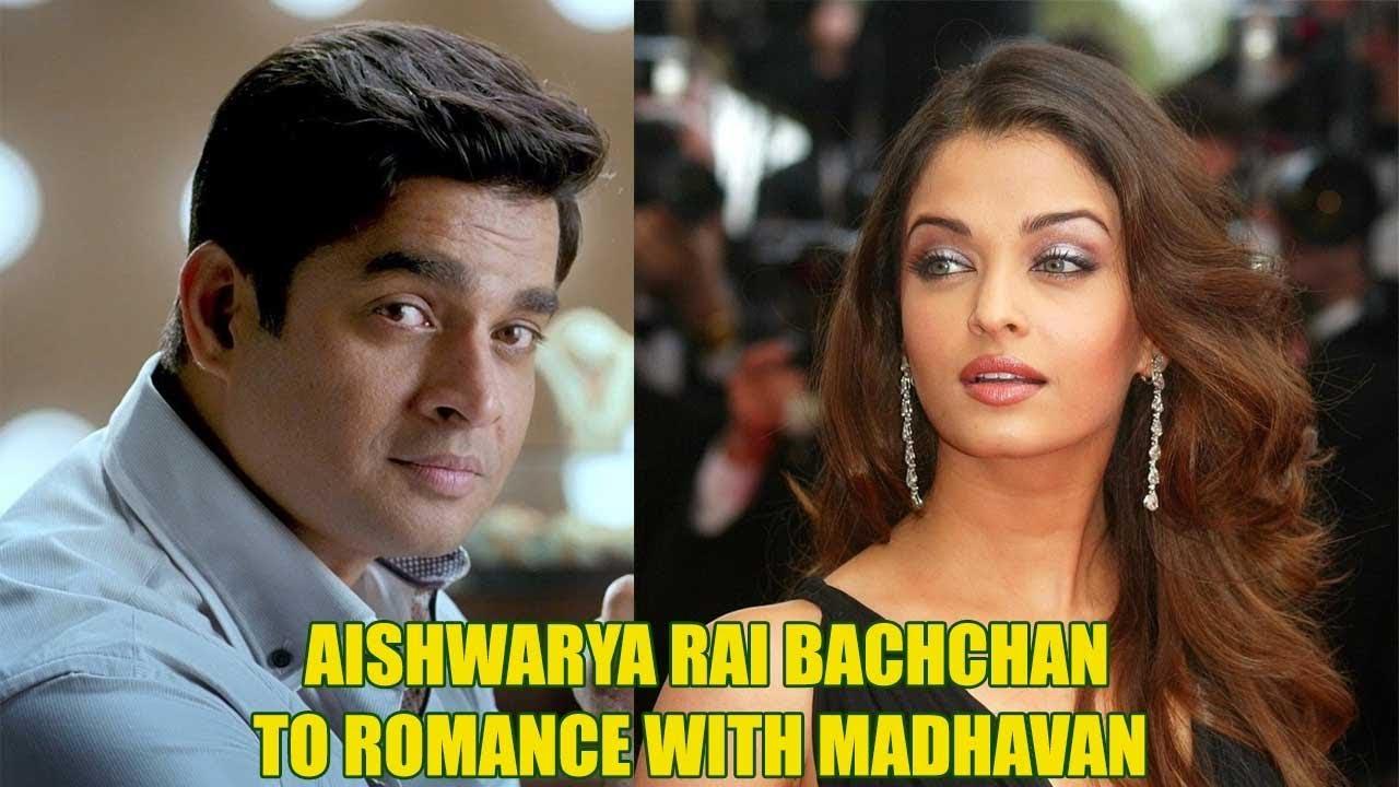 Aishwarya Rai Bachchan to romance with Madhavan |  Fanney Khan | E3 Bollywood