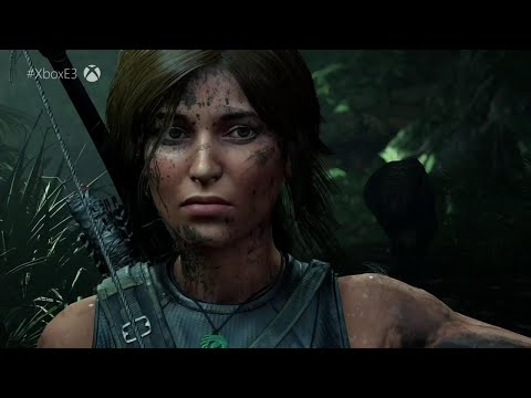 Shadow of the Tomb Raider Story Trailer - E3 2018