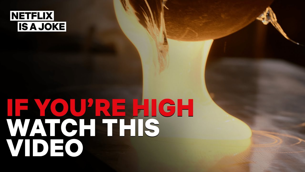 If You're High Watch This Video of Glass Blowing