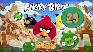 """Angry Birds - Серия 29 - """"Эпизод о фильме"""""""