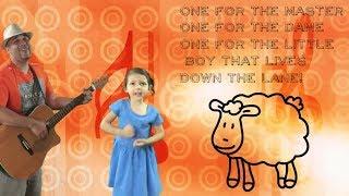 Baa Baa Black Sheep | Kids Sing Along| | BlackBerry Jam Kids Music