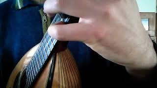 Short mandolin improvisation