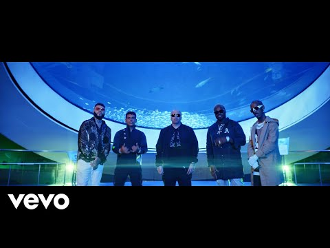 """El Coyote The Show, Farruko, Tito """"El Bambino"""" - No Le Bajes (Official Video)"""