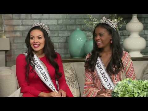 Miss Maryland & Miss Teen Maryland Visit BMORE Lifestyle!