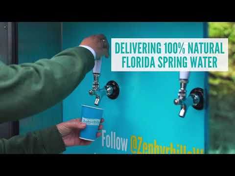 Zephyrhills Water - Project FLourish