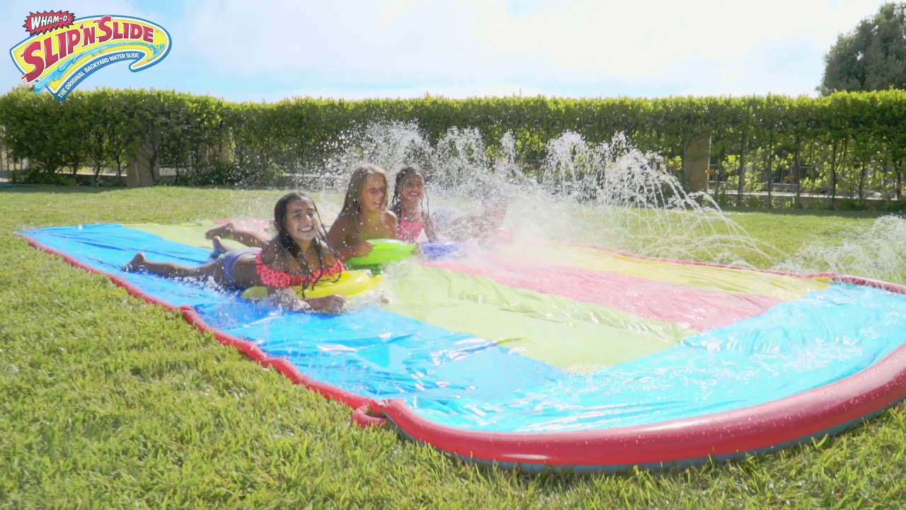 SLIP N SLIDE WAVE RIDER WITH BOOGIE.