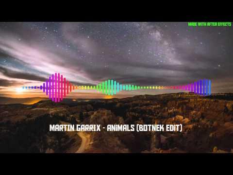 Martin Garrix - Animals (Botnek Edit)