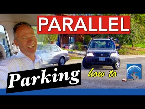 How to Parallel Park to Pass Road Test :: Step-by-Step Instructions