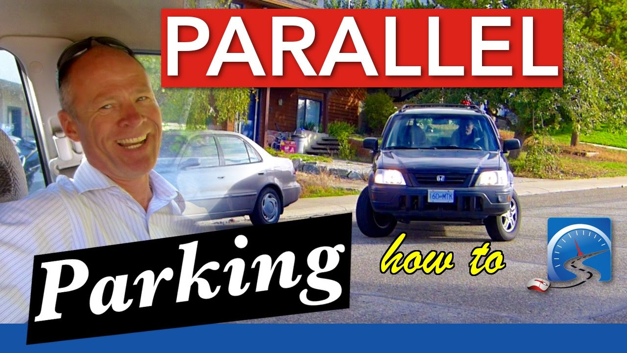 How To Parallel Park To Pass Road Test Step By Step Instructions