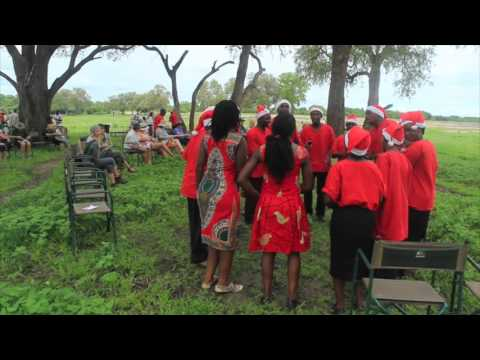 Christmas at Mfuwe Lodge!