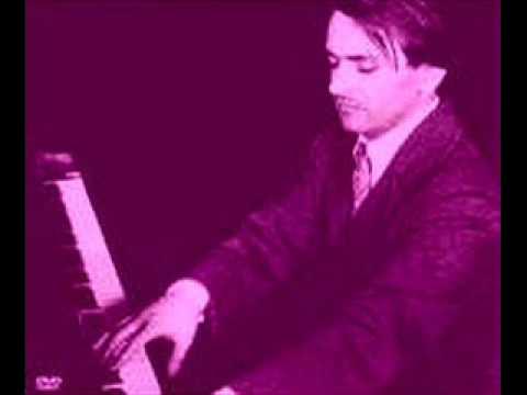 Maurice Ravel - Pavane pour une infante défunte - Samson François
