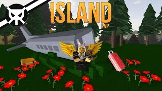 The Forest On ROBLOX?! ▼ Island ROBLOX ▼ Part 1