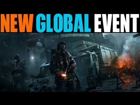 THE DIVISION - 2ND GLOBAL EVENT ANNOUNCED, FACE MASK REWARDS & MORE! (STATE OF THE GAME HIGHLIGHTS)