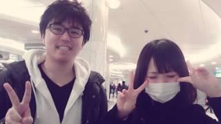 永岡歩&松村香織.