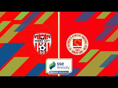 Premier Division GW13: Derry City 2-2 St. Patrick's Athletic