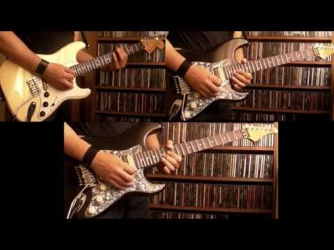 SCORPIONS - No one like you (2 guitars cover by Vangelis Vergos)