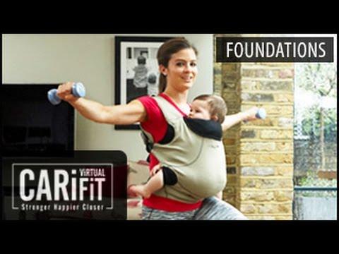 CARiFiT: Post Natal Foundations Workout