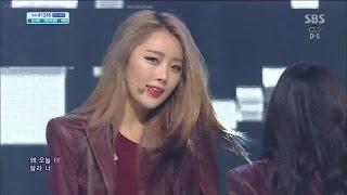 [Moon Sharet Dalshabet] - B.B.B @ popular song Inkigayo 140202