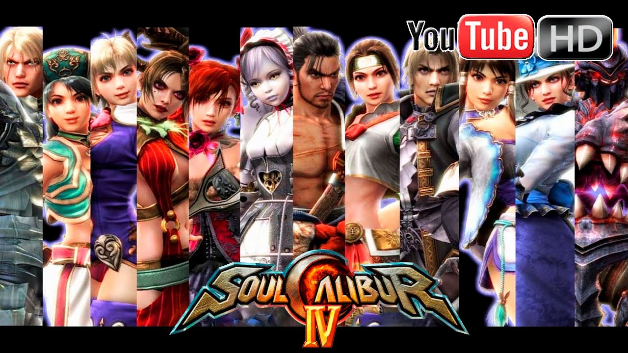 Soul Calibur IV (PS3) | Classic Game Room Wiki | Fandom powered by ...