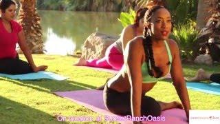 30 Minute Yoga Retreat with Tiffany Rothe | TiffanyRotheWorkouts