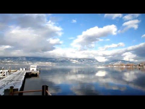 Next Stop: Kelowna - Okanagan Lake