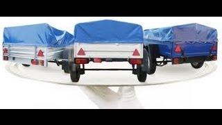 видео Выбираем прицеп для легкового автомобиля