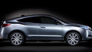Acura ZDX Prototype Videos