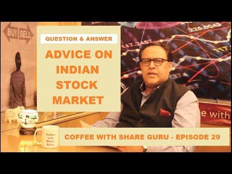 Advice on Stock Market - Q&A - GURU MANTRA | HINDI | Coffee with Share Guru - S1 EPISODE- 29