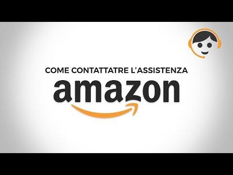 Come Contattare L'Assistenza Amazon In Modo Semplice E Veloce