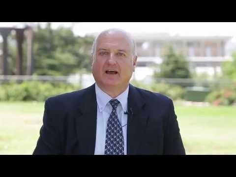 السفير دافيد جوفرين - Meet David Govrin,  Israel's New Ambassador To Egypt