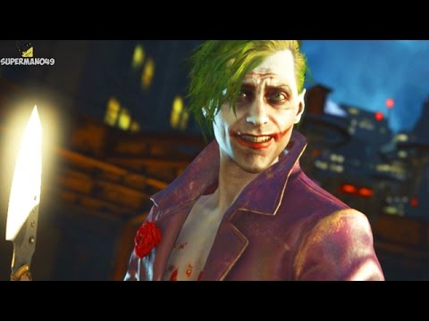 "Injustice 2: The Joker Breakdown! Combos, Setups & More - Injustice 2 ""The Joker"" Gameplay"