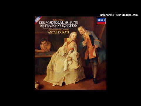 Richard Strauss arr. Antal Dorati : Der Rosenkavalier, Suite from the opera Op. 59 (1911)