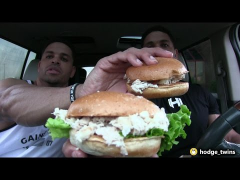 Full Day Of Eating #7 | Eating 4 Arby's Turkey Club Sandwiches @hodgetwins