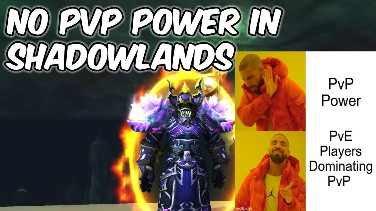 No PvP Power In Shadowlands - Fire Mage PvP - WoW BFA 8.3
