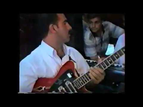 🎸Rüstəm Quliyev Gitarada Canlı İfa - Qığılcım k/f  (Hacıqabul toyu 2001)