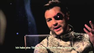 Metal Gear Solid 4 Opening Interview with David Hayter