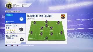 FIFA 19 - Maximum scripting!!!