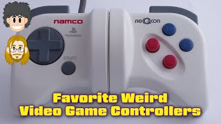 Favorite Weird Game Controllers | State of Retro Game Collecting - #CUPodcast Voice Messages #13