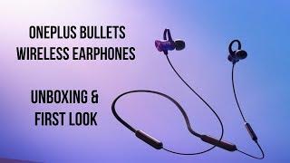 OnePlus Bullets Wireless Earphones Unboxing & First Look   Digit.in