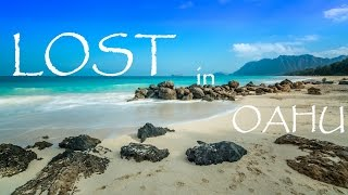 Lost in Oahu - Hawaii adventure 2017 - GoPro 4K film