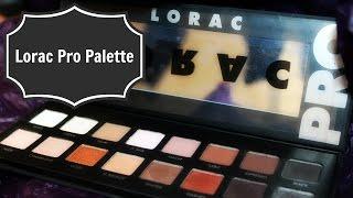 Обзор палетки Lorac Pro, достоинства и недостатки Thumbnail