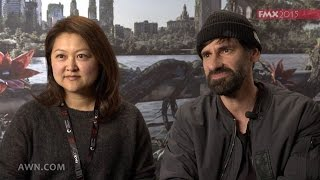 AWN Professional Spotlight: FMX 2015/Kymber Lim and Marco Spier - Part 2
