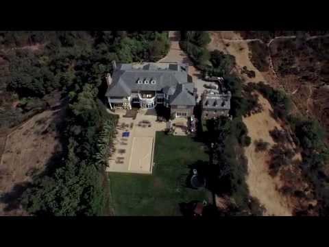 """Los Angeles Celebrity Homes: """"Die Klum"""" / Heidi Klum"""