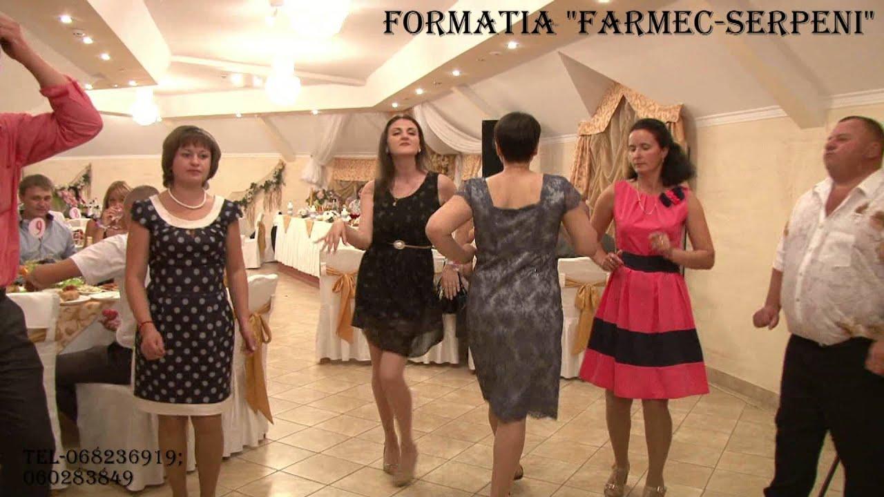 Muzica La Nunti Si Cumatrii Formatia Farmec Serpeni Youtube