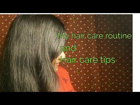 My Hair Care Routine And Hair Care Tips Malayalam Disha Youtube