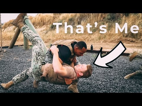 I Tried US Marine Corps Martial Arts