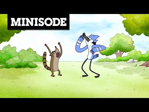 USA! USA! | Regular Show | Cartoon Network